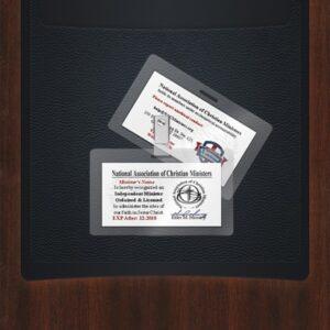 Minister License